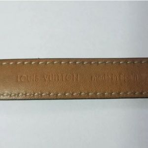 Louis Vuitton Jewelry - Louis Vuitton Nano Monogram Bracelet